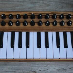 Teensy synthesizer